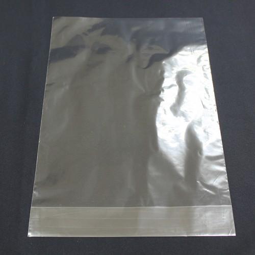 Полипропиленовые пакеты с донной складкой под запайку